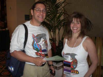 Michael and Lainie Goldberg